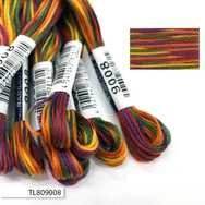 #9008 Cosmo Seasons Variegated Embroidery Floss