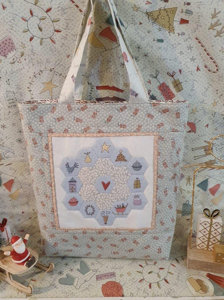 All Ready for Christmas Bag kit