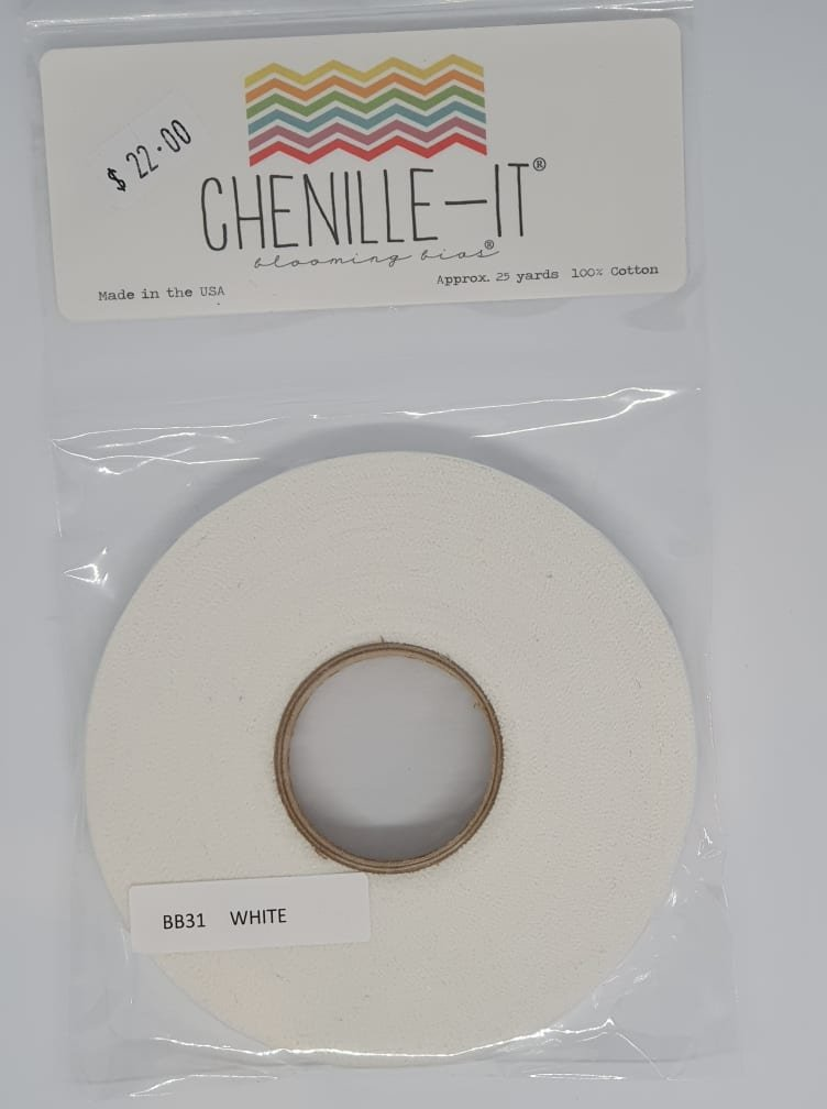 Chenille-it Blooming Bias Tape