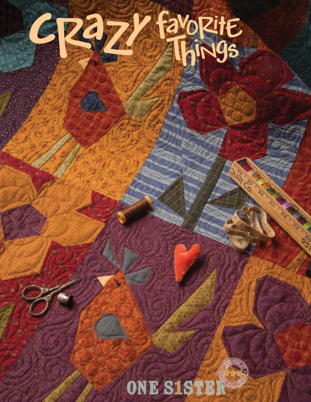 Crazy favorite things by Janet Rae Nesbitt