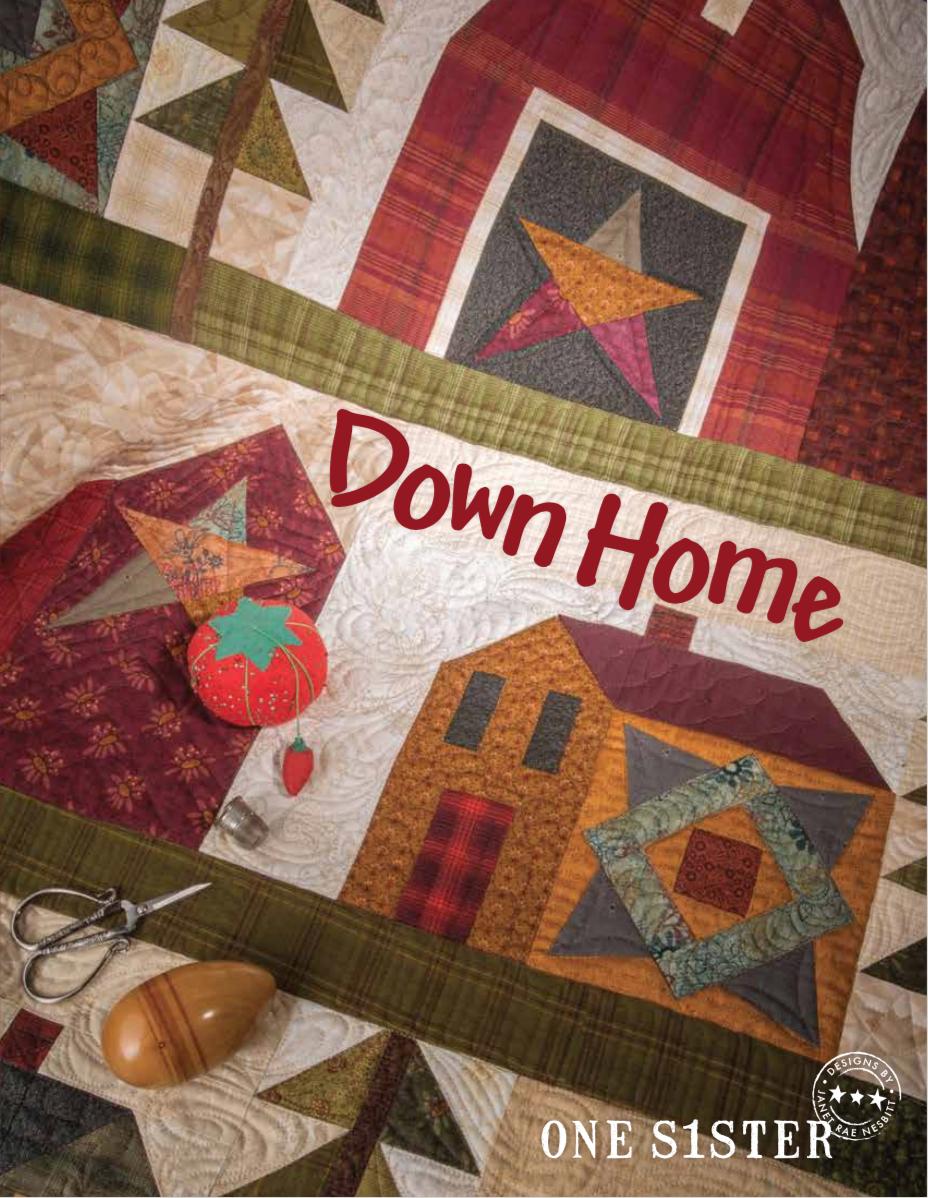 Down Home by Janet Rae Nesbitt