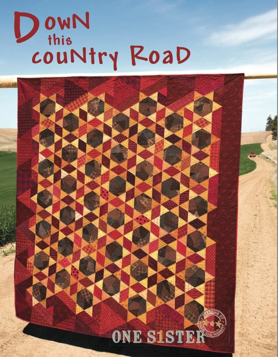 Down this country road by Janet Rae Nesbitt