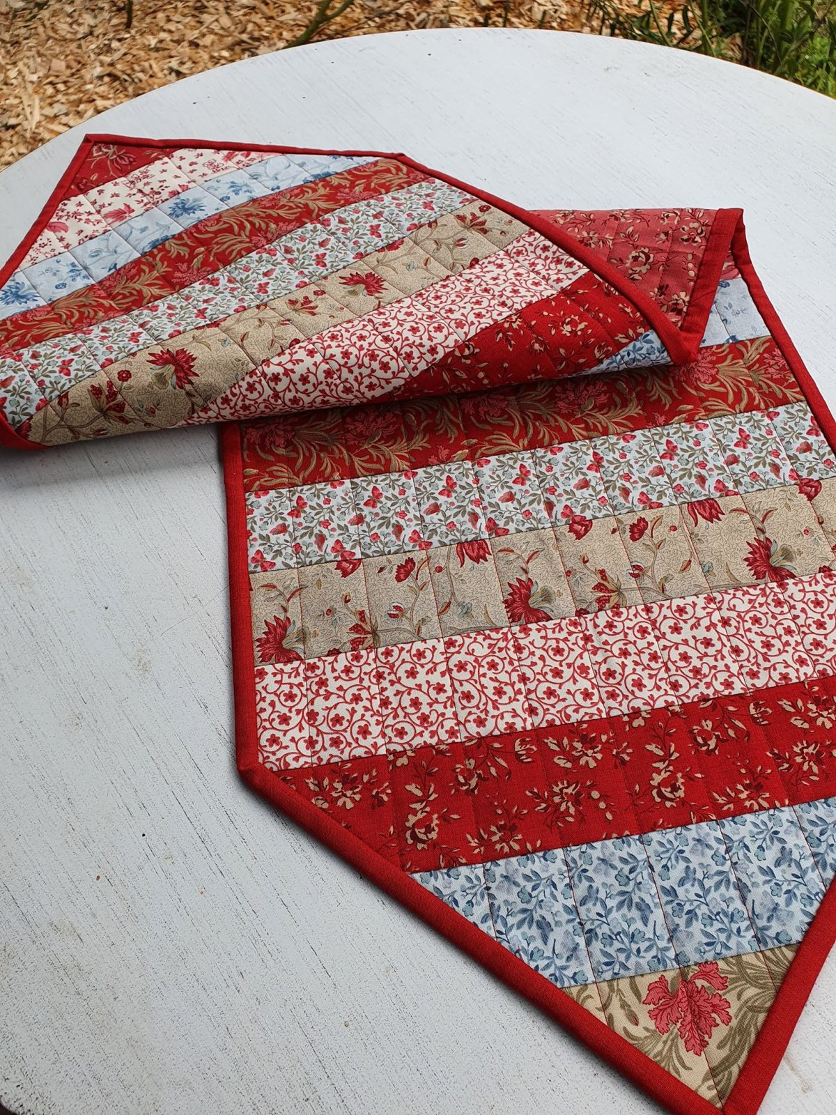 Stripy Table Runner Kit