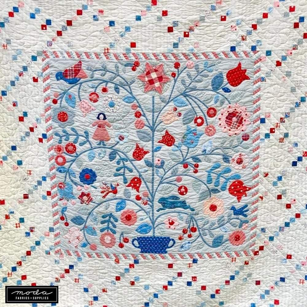 Hartfield Quilt Pattern by Minick & Simpson
