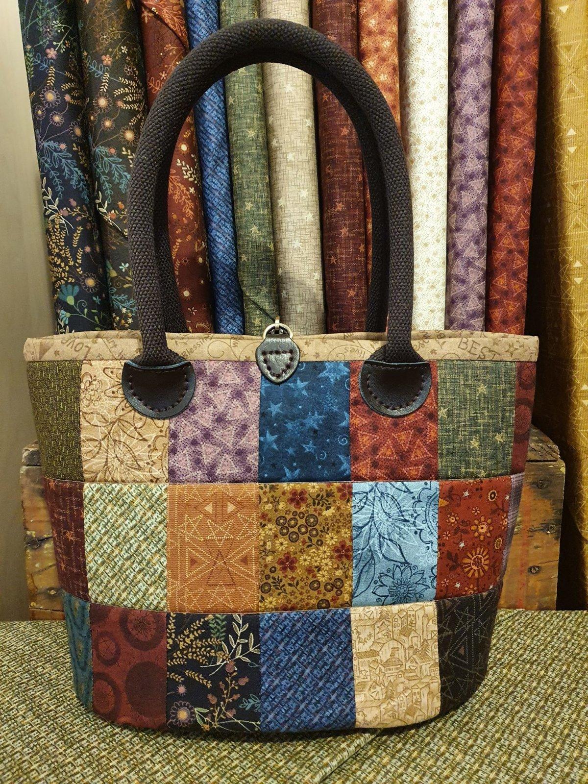 'Home is Best' Bag kit