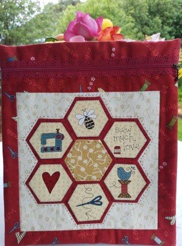 Home Sewn Pouch Kit