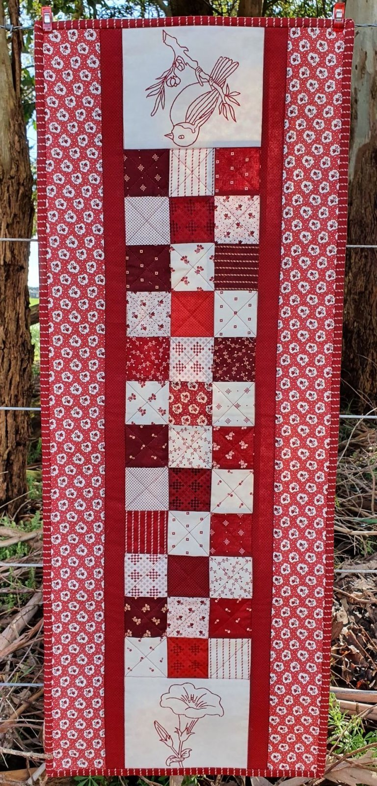 Let's Gather Table Runner kit