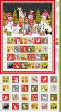 M23681, Yappy Christmas Advent Calender
