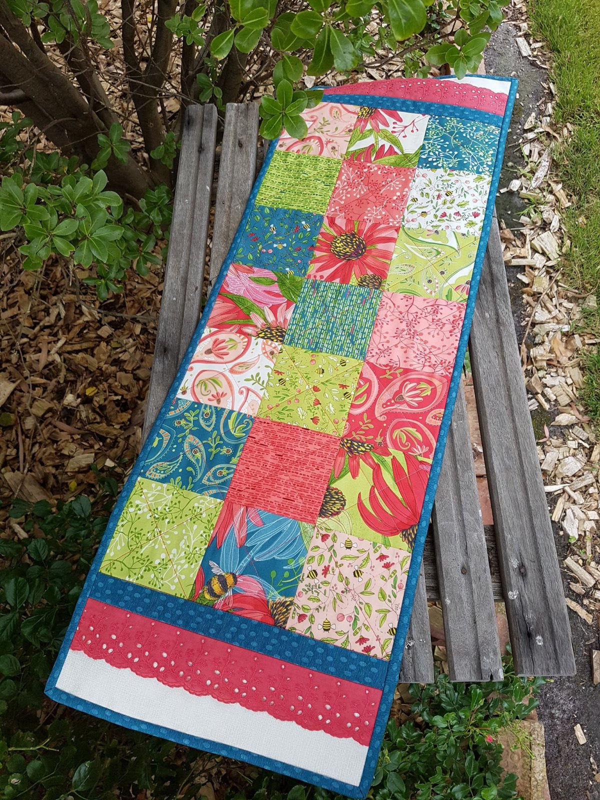 Meadows Delight Table Runner