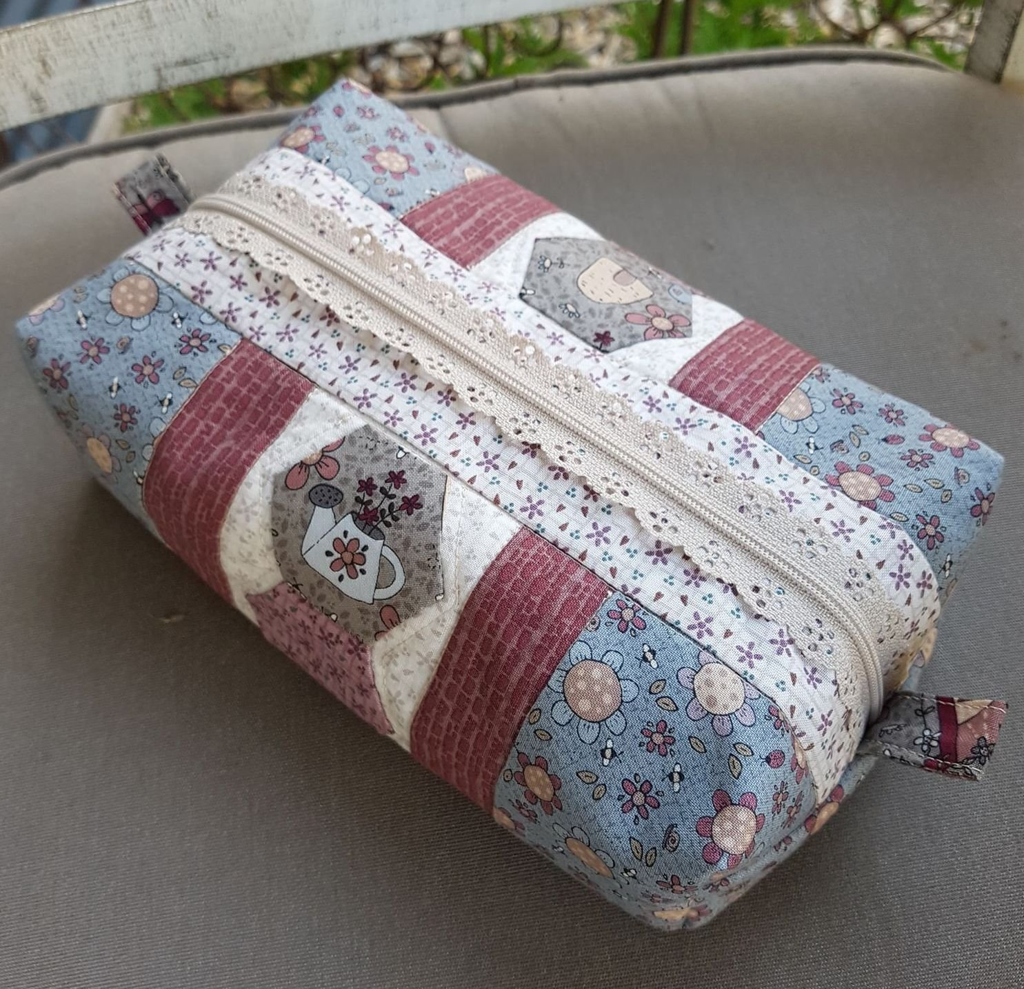 Sweet Garden Pencil Case