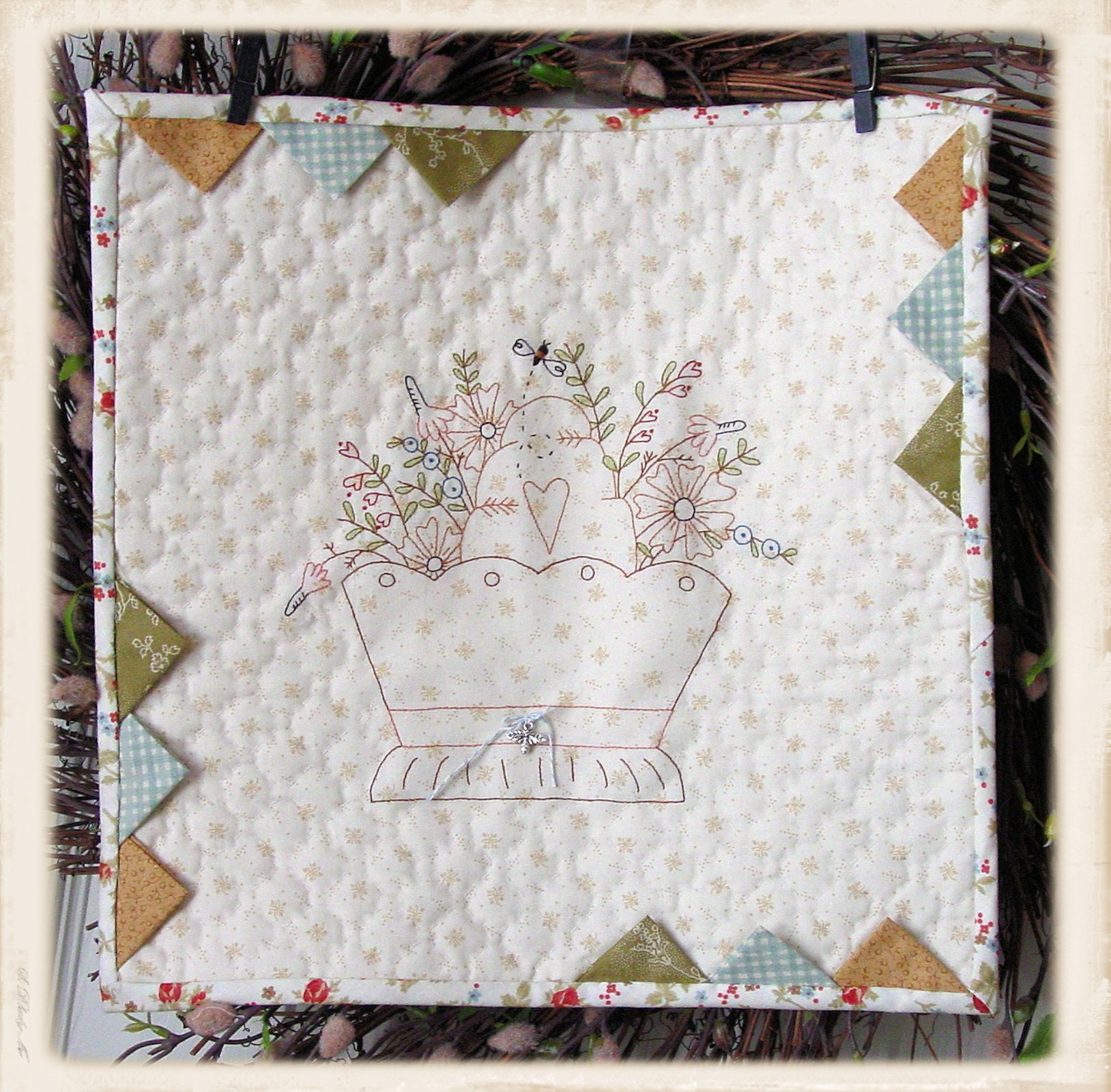 Summer Basket Pattern