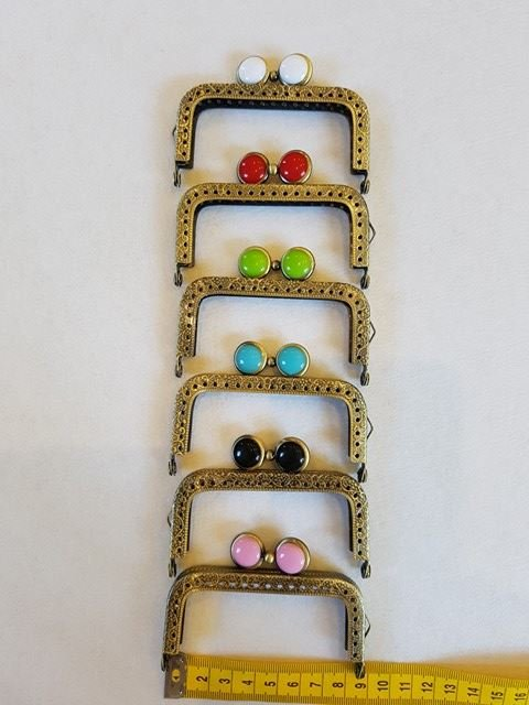 Purse frame, Candy Clasp