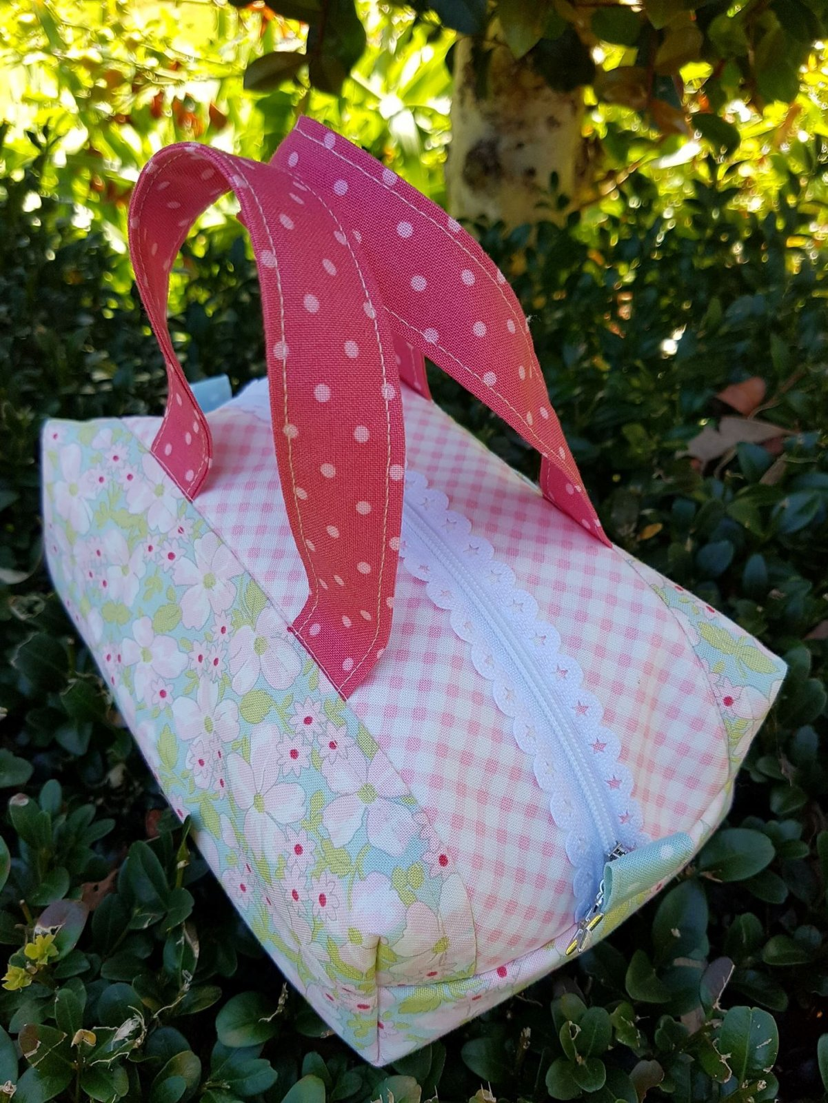 Stitch in Spring Bag