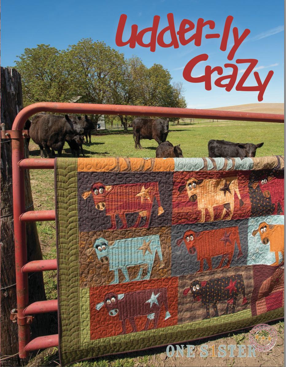 Udder-ly Crazy by Janet Rae Nesbitt