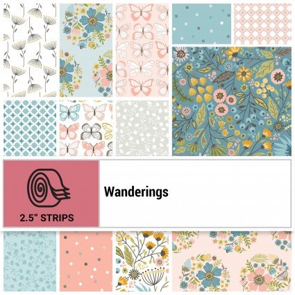 Wanderings 2.5 strips