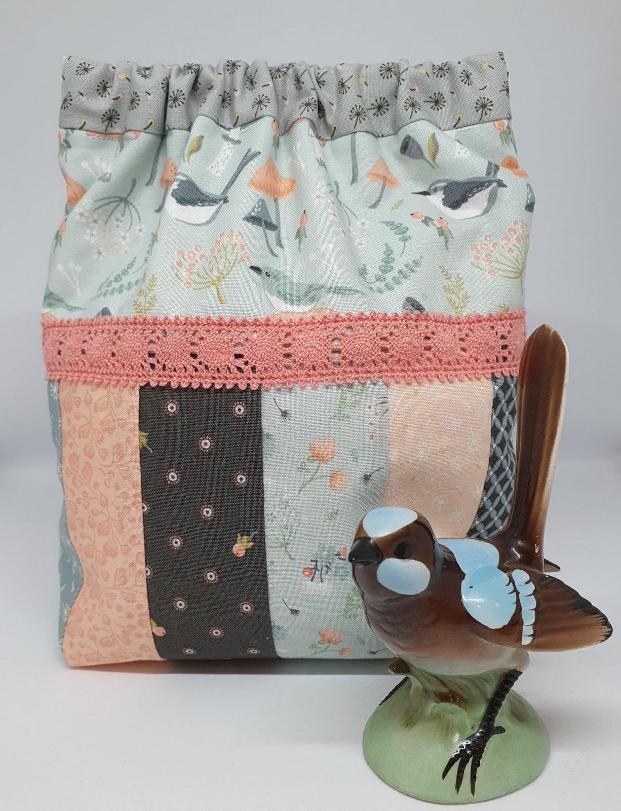 Songbird Snap Bag