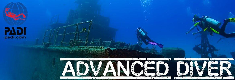 PADI Advanced Scuba Diver