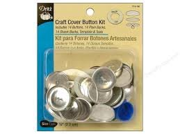 Craft Cover Button Kit Sz 36