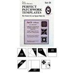 Basic 4 Shape Templates Set D