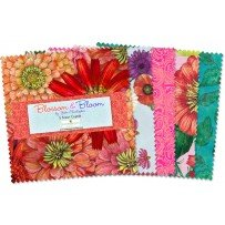 5 sq Blossom & Bloom 42 pc