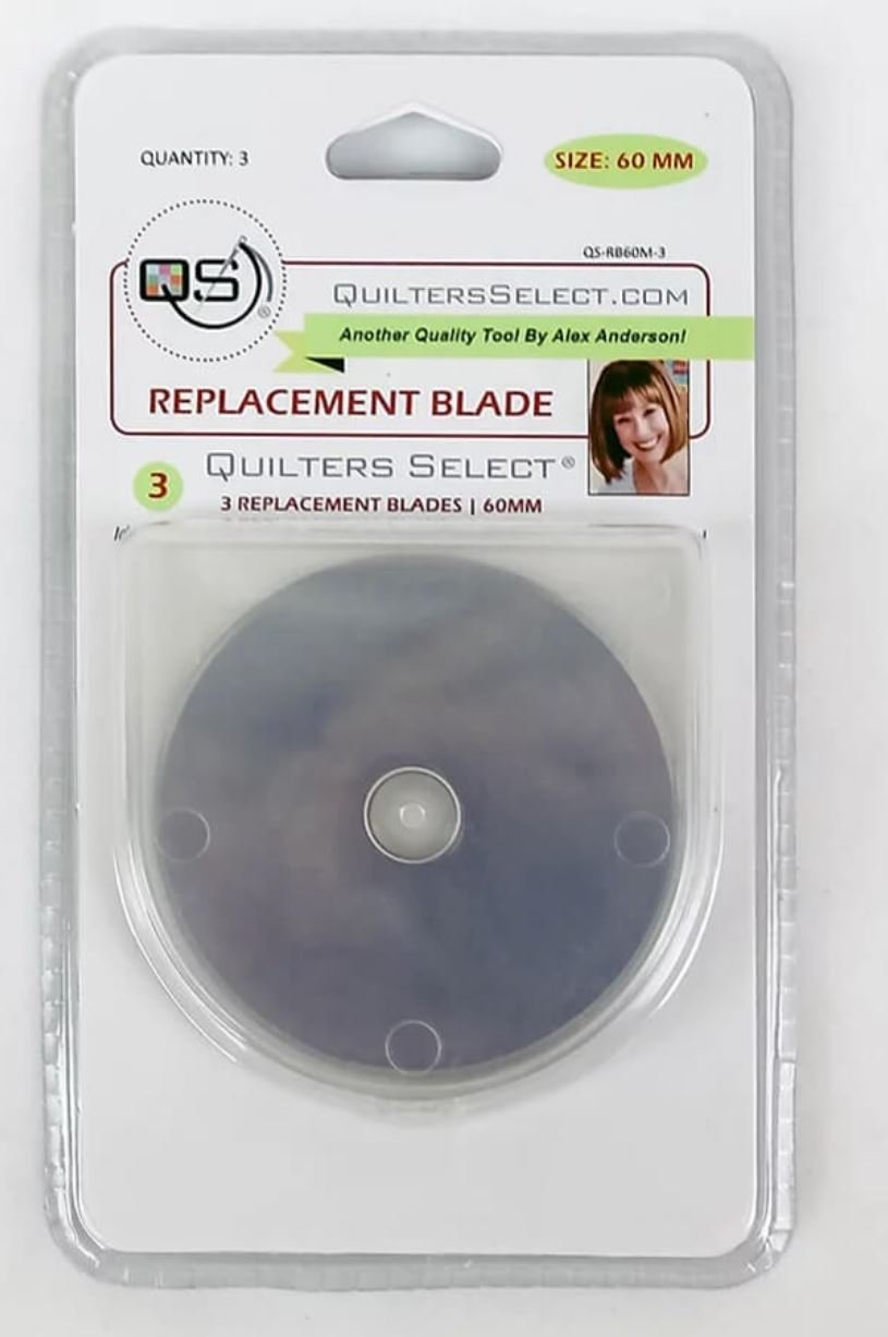 QS Replacement Blades 3 - 60mm