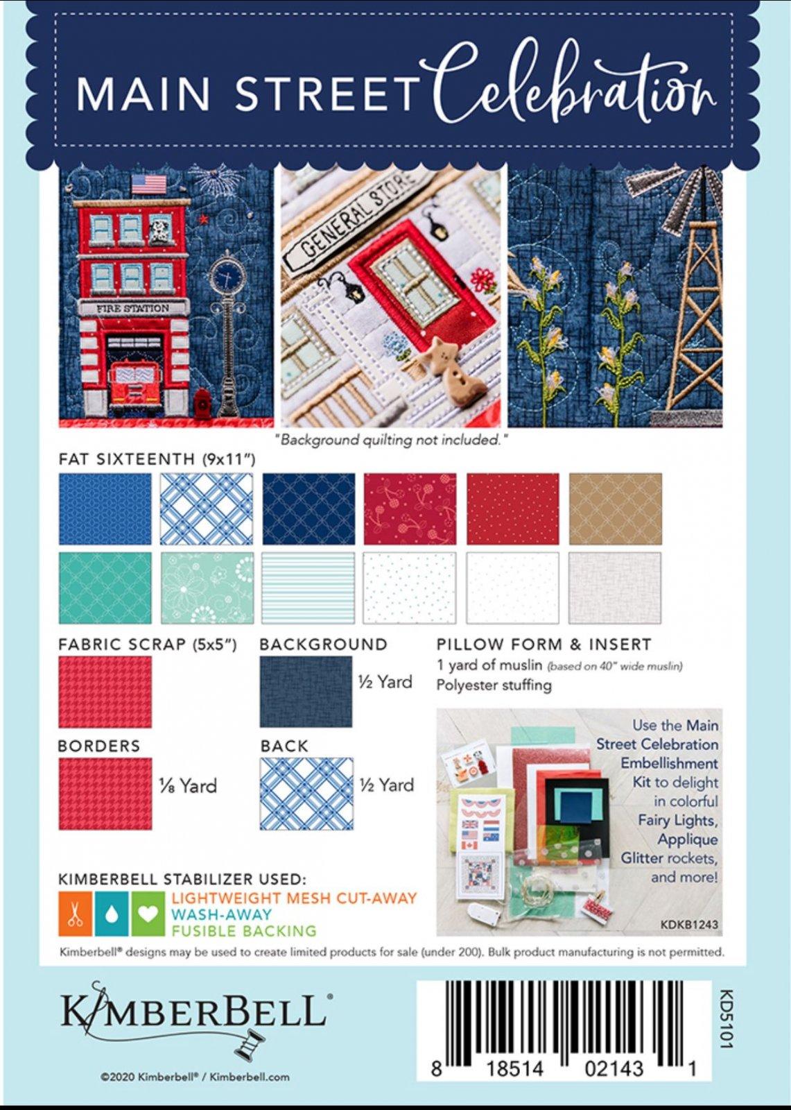 Main Street Fabric Kit