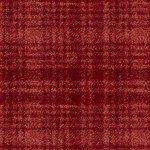 Woolies Flannel- Windowpane Dark Red