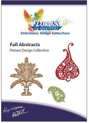 Floriani Design Collection:  Fall Abstracts