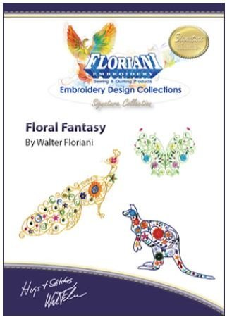 Floriani - Design Collection:  Floral Fantasy
