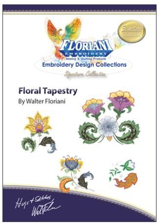 Floriani - Design Collection:  Floral Tapestry