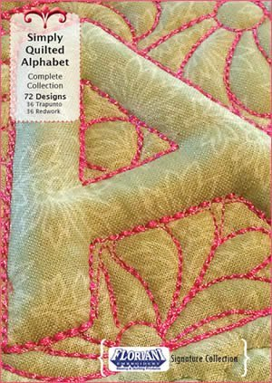 Floriani - Signature Collection:  Simply Quilted Alphabet