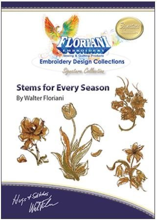 Floriani - Design Collection:  Stems for Every Season