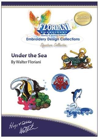 Floriani - Design Collection:  Under the Sea