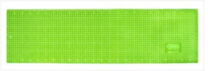 Lighted Lines Quilting Ruler 6 X 24
