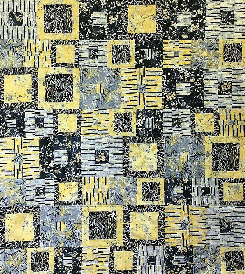 Limoncello Quilt 54 x 60
