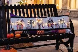 Twilight Bench Pillow Fabric Kit