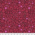 Button Mosaic - Red