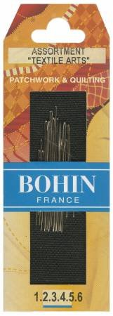 Assorted Textile Needles by Bohin