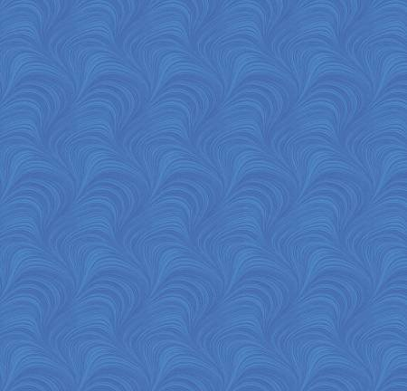 Blue Wave Texture 108in Wide Back