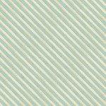 Woodland Holiday Blue & Cream Stripe - 50% Off!
