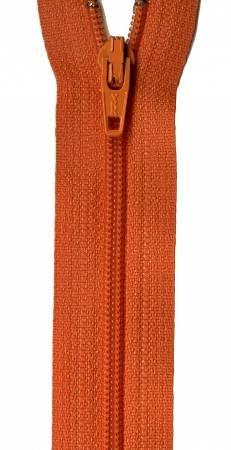 Orange Peel 14 YKK Zipper