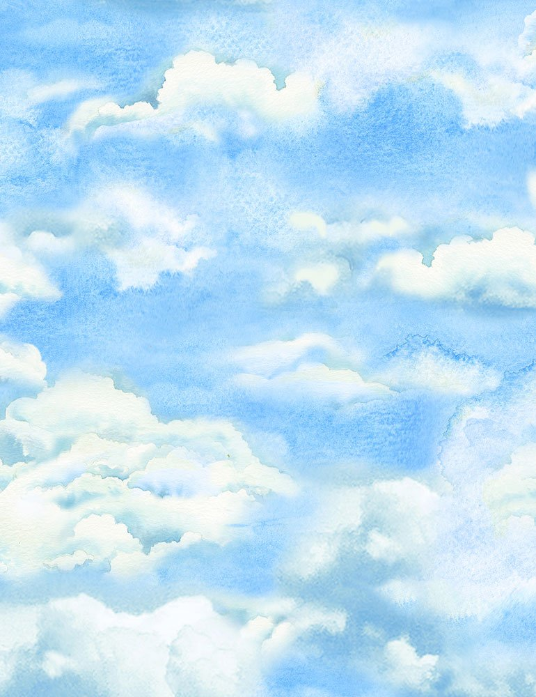 Beach - Clouds