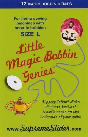 Little Magic Bobbin Genies - Size L