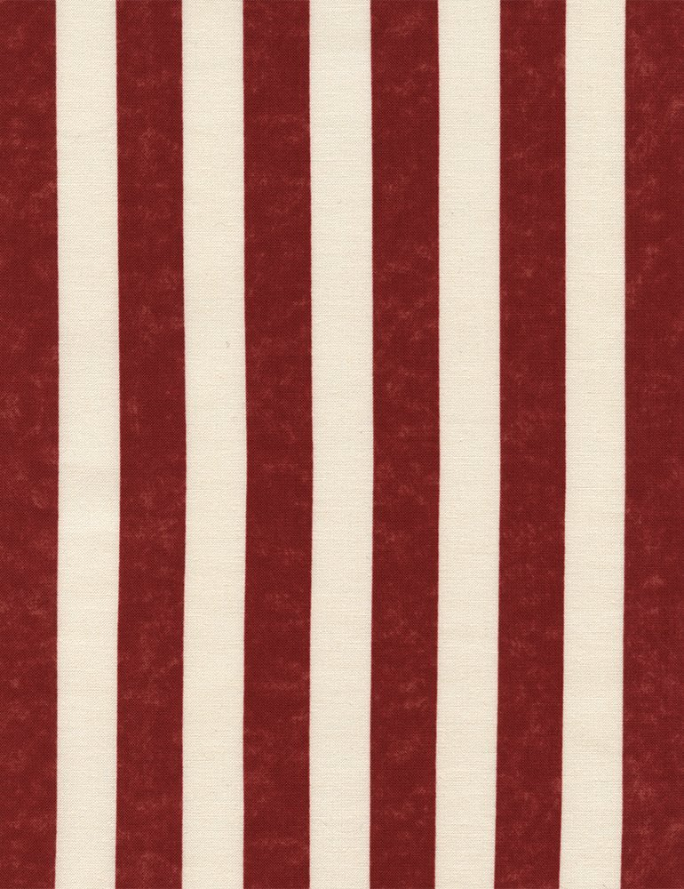 USA - Red and Beige Stripe