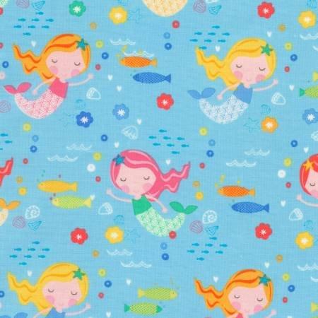 ABC's Under The Sea - Sky Mermaids