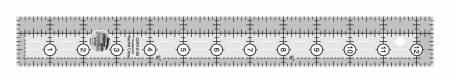 Creative Grids Quilt Ruler - 1-1/2 x 12-1/2