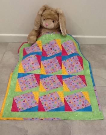 Bunny Be Warm - A Cut Loose Press Pattern