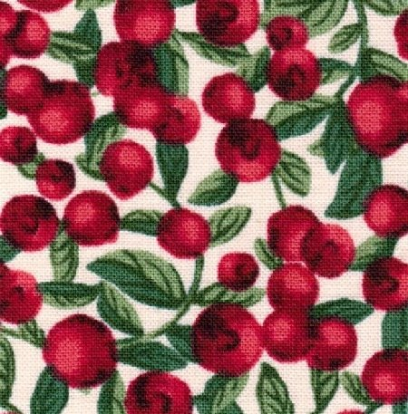Cranberries on Cream