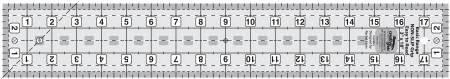 Creative Grids Basic Range - 3 x 18 Rectangle Ruler