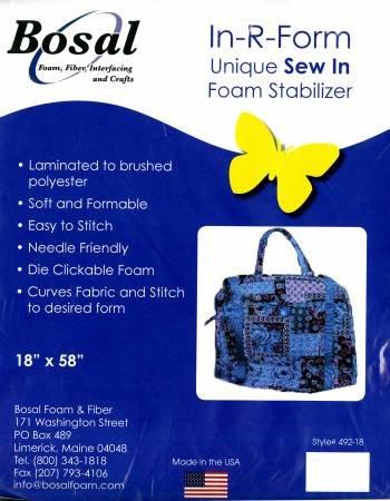 In-R-Form Sew In Foam Stabilizer